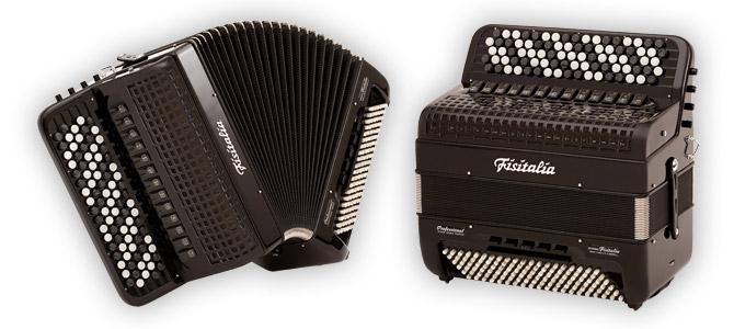 Modell 52.46FB | Knopf-Convertor-Akkordeon (120-Bass)